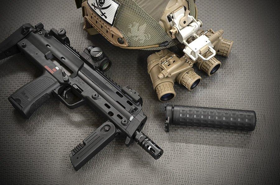 Griffin Armament M4SD-II - NFA Tracker